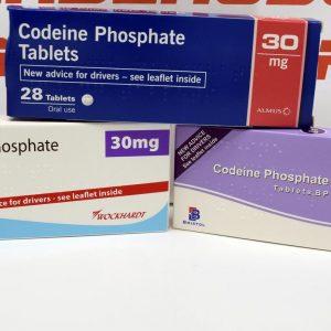 Buy Codeine Phosphate 30mg